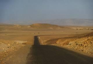 Strecke zwischen Alnif und Tazzerine